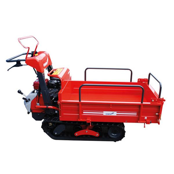 mini-transporteur à chenilles canycom cc 350 | mini-transporteurs