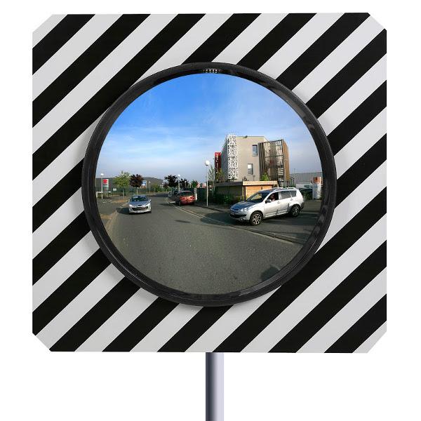 miroir routier inalt rable et trait anti uv miroir de signalisation et routier achatmat. Black Bedroom Furniture Sets. Home Design Ideas