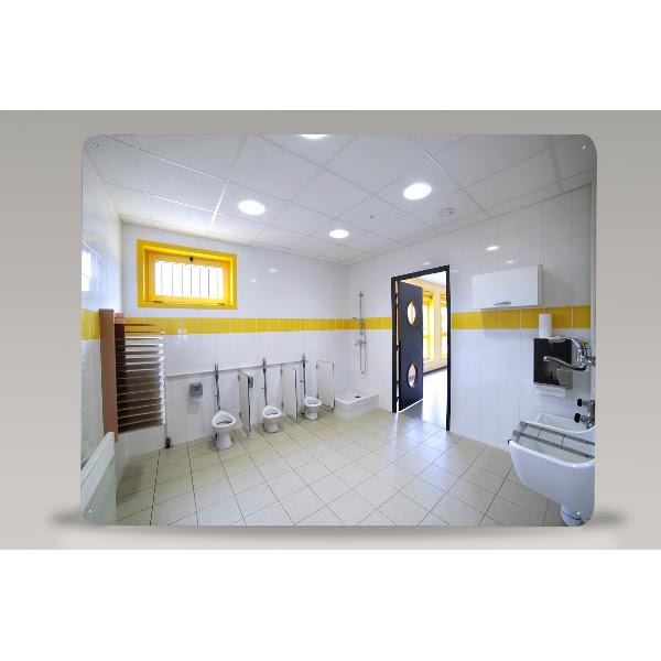 miroir plat pour sanitaires miroir piscine salle de sport et sanitaire achatmat. Black Bedroom Furniture Sets. Home Design Ideas