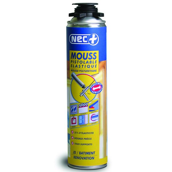 Mousse expansive polyurethane lastique mousse d 39 isolation achatmat - Mousse expansive isolation ...