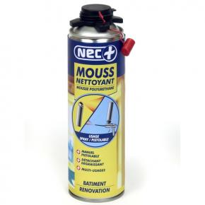 Mousse nettoyante mousse d 39 isolation achatmat - Mousse phenolique isolation ...