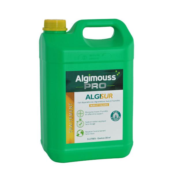 Anti salp tre murs et cloisons algimouss algisur - Anti mousse murs exterieurs ...