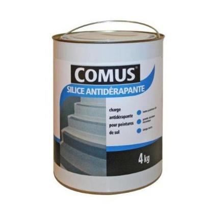 Silice Antiderapante 4 Ou 25 Kg Interieur Exterieur Achatmat