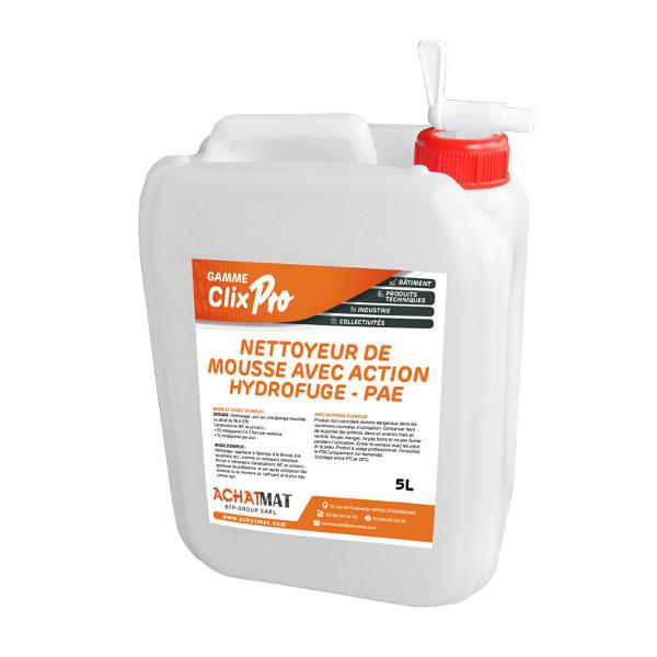 Nettoyeur Toiture Et Façade Avec Action Hydrofuge
