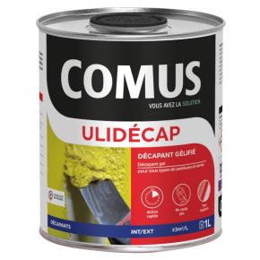 D capant bois en gel comus ulidecap sc nettoyage - Decapant vernis bois ...