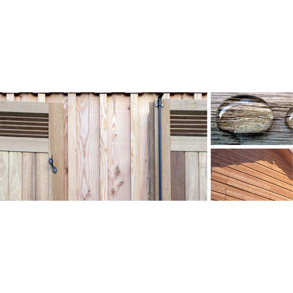 Produit hydrofuge bois woodguard professionnel nettoyage traitement surfac - Protection hydrofuge bois ...