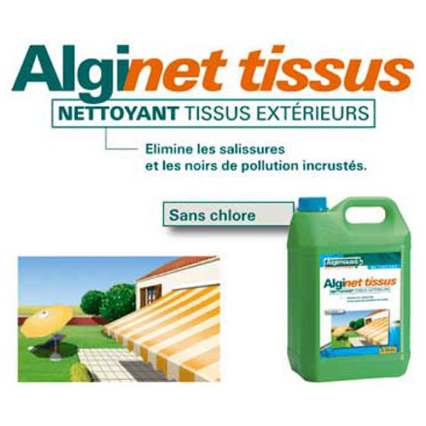 nettoyant tissus ext rieurs algimouss alginet tissus. Black Bedroom Furniture Sets. Home Design Ideas
