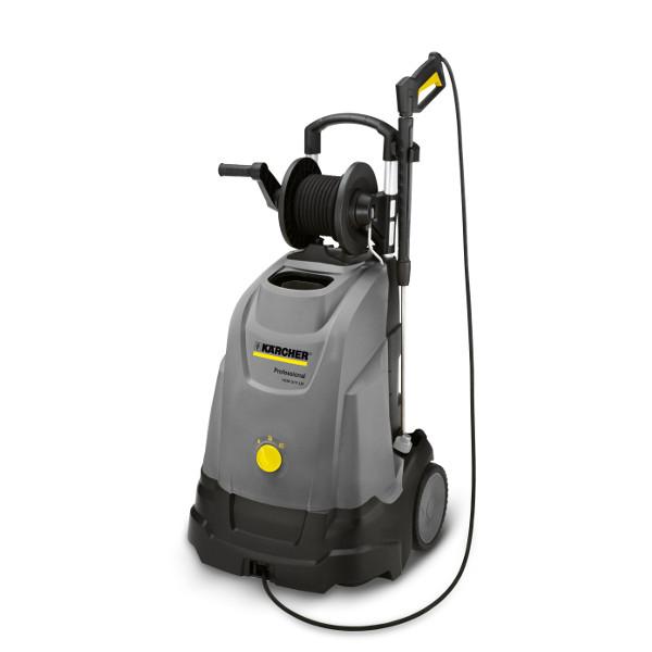 Nettoyeur haute pression eau chaude 220v k rcher pro hds 5 for Karcher exterieur