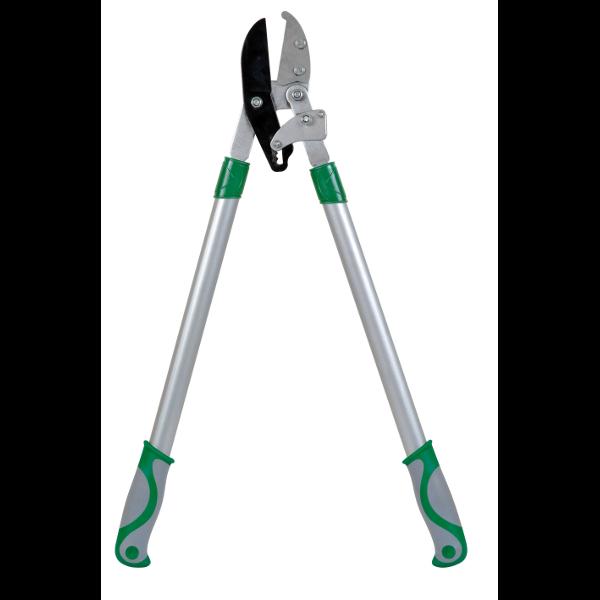 Coupe branche 75 cm cr maill re et enclume outils de for Outils de jardinage en p