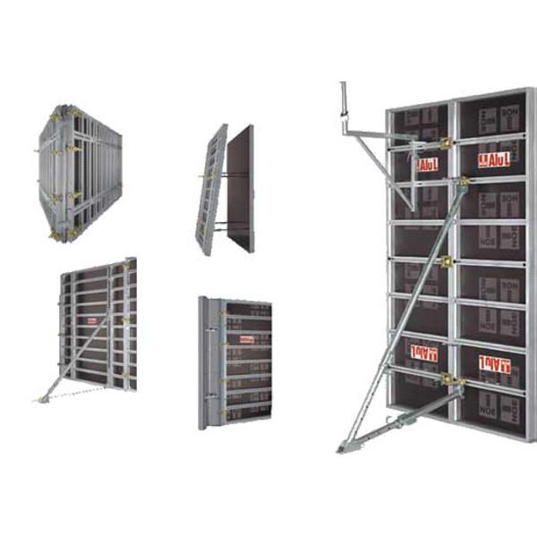panneaux de coffrage noe alu hauteur 1500 mm panneaux. Black Bedroom Furniture Sets. Home Design Ideas