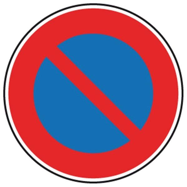 panneaux routier stationnement interdit b6a1 panneaux de. Black Bedroom Furniture Sets. Home Design Ideas
