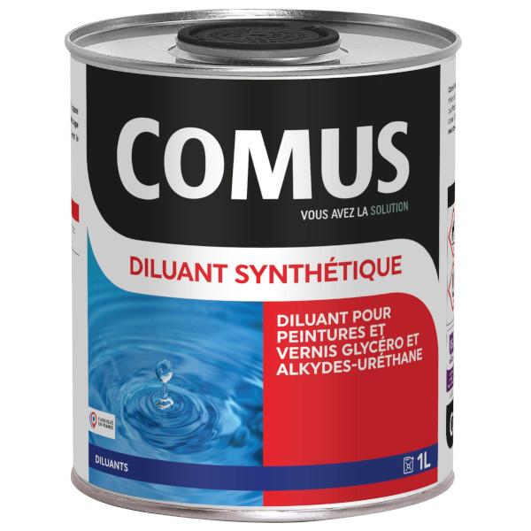 Diluant Peintures Vernis Type Glyc Rophtaliques Comus