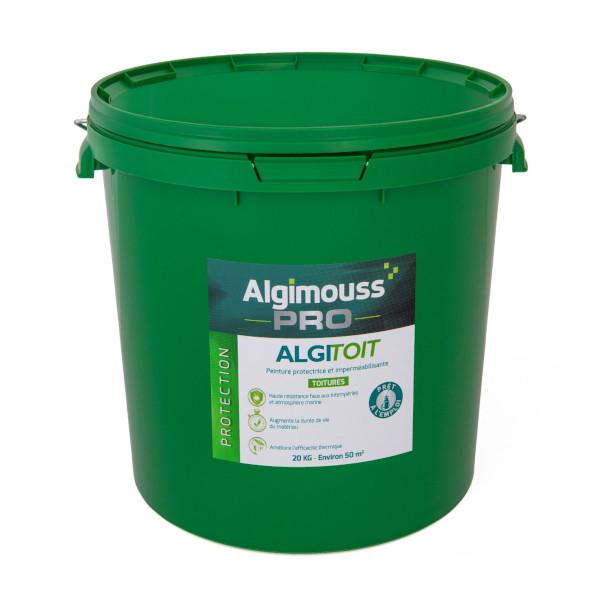 peinture pour toitures algimouss algitoit peinture lasures vernis achatmat. Black Bedroom Furniture Sets. Home Design Ideas
