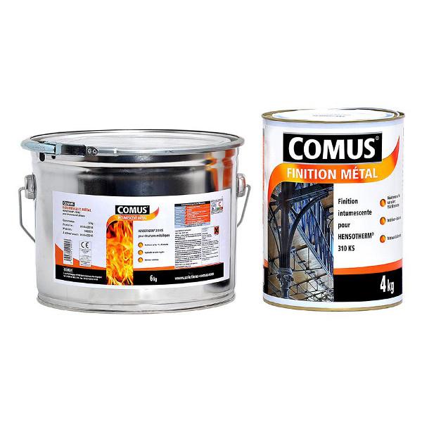 hensotherm 310 ks comus syst me intumescent sur profil s m talliques peintures et vernis. Black Bedroom Furniture Sets. Home Design Ideas