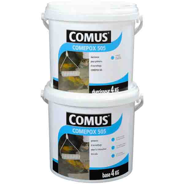 Primaire Du0027accrochage Bi Composant COMUS® COMEPOX 505 ZOOM
