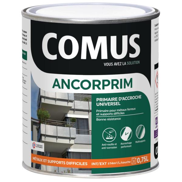 Primaire universel COMUS® ANCORPRIM | Peintures techniques | Achatmat