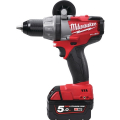 Perceuse visseuse Milwaukee M18CDD502C 18V 5 Ah