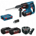 Perforateur Bosch + 3ième batterie GBH 36 VF-LI SDS + 0.611.907.00C