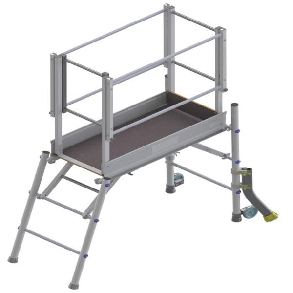 pir plateforme de travail pliable taille mini achatmat. Black Bedroom Furniture Sets. Home Design Ideas