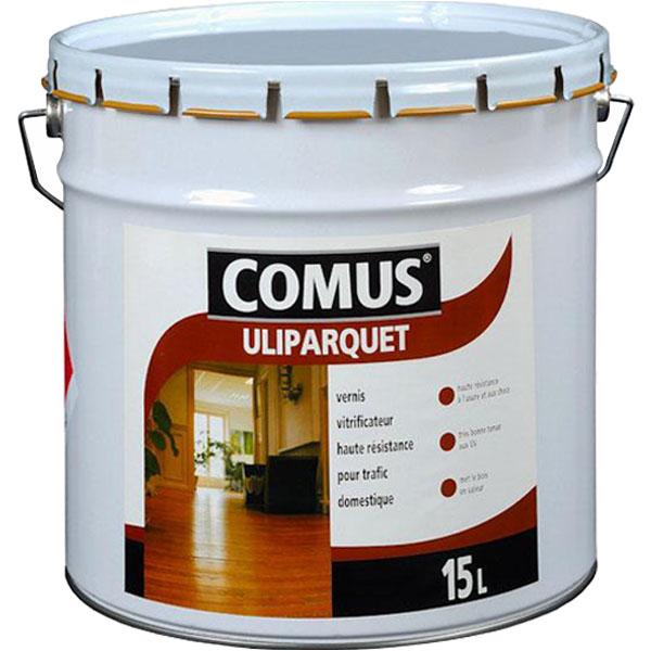 Vernis alkyde ur thane mono composant comus uliparquet produits pour le bo - Vernis pour parquet bois ...