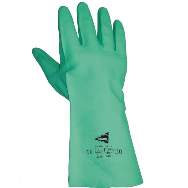 gants nitrile rc601 produits chimiques protection chimique achatmat. Black Bedroom Furniture Sets. Home Design Ideas