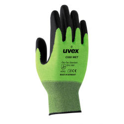 Uvex C500 Wet gant protection risques coupures