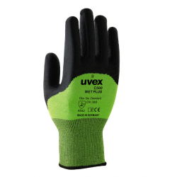 Uvex C500 Wet Plus gant protection risques coupures