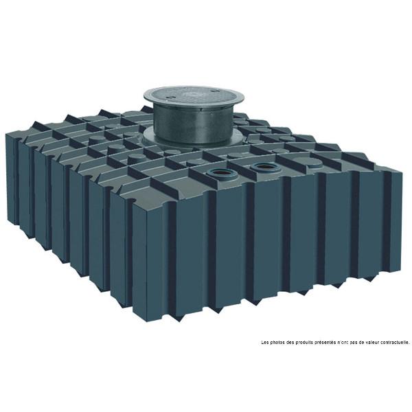 kit d 39 installation pour l 39 arrosage de jardin avec cuve plate r cup rateur d 39 eau de pluie. Black Bedroom Furniture Sets. Home Design Ideas