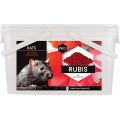 Raticide RUBIS GRAIN ENTIER dispersible à base de difénacoum