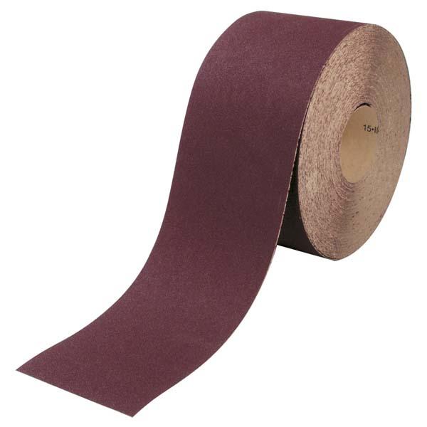 rouleau papier corindon brun pon age manuel et machine 120 mm rouleaux abrasifs multi usages. Black Bedroom Furniture Sets. Home Design Ideas