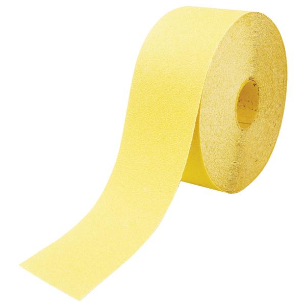 rouleau papier corindon jaune pon age manuel et machine 120 mm rouleaux abrasifs multi usages. Black Bedroom Furniture Sets. Home Design Ideas