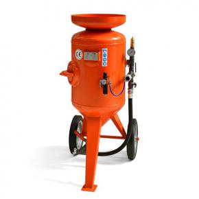 Sableuse pression 12 bars 115 litres cb 115 c2 - Aerogommage prix machine ...