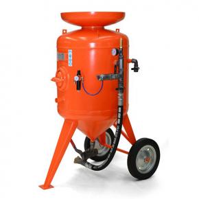 Sableuse pression 12 bars 30 litres cb 300 t2 - Aerogommage prix machine ...