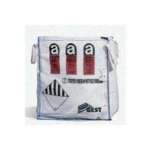 big bag sp cial amiante conforme au nouveau d cret sac et goulottes gravats achatmat. Black Bedroom Furniture Sets. Home Design Ideas