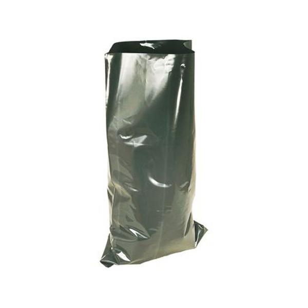 Sac gravats 75 litres gris 2 paisseurs taliaplast sac et goulottes gravats achatmat - Sac a gravats ...