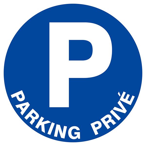 signaux d 39 obligation parking prive signaux d 39 obligation achatmat. Black Bedroom Furniture Sets. Home Design Ideas