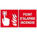 POINT D'ALARME INCENDIE