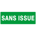 SANS ISSUE (SECOURS)