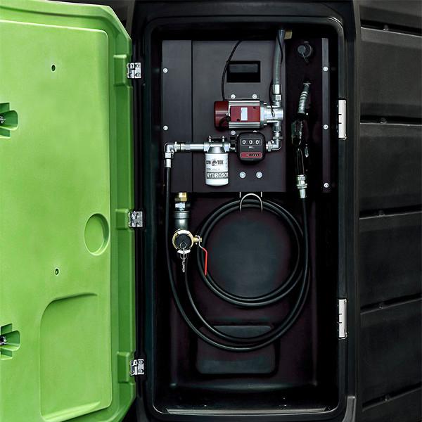 cuve de distribution pehd double paroi gnr pressol fuelstation station service de stockage. Black Bedroom Furniture Sets. Home Design Ideas