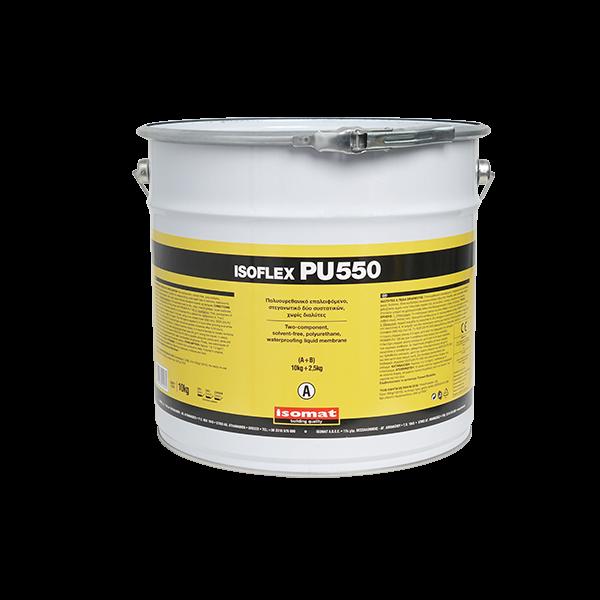 Membrane d'étanchéité ISOFLEX-PU 550 | Étanchéité Terrasse & Toiture | Achatmat