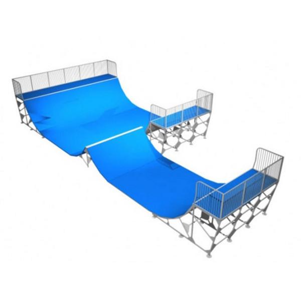 rampe skate skate planet terrains rampe de skate achatmat. Black Bedroom Furniture Sets. Home Design Ideas