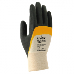 Uvex profi Xtra Grip gant protection manutention grasse