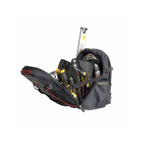 Stanley - Sac à dos porte-outils renforcé   Trousse à outils   Achatmat 8d4d109913b