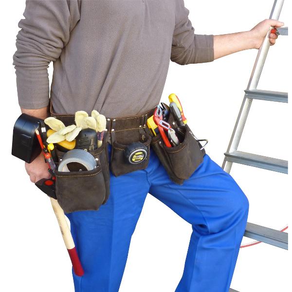 ceinture porte outils trousse et sac outils achatmat. Black Bedroom Furniture Sets. Home Design Ideas